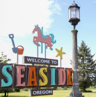 Welcome to Seaside Oregon